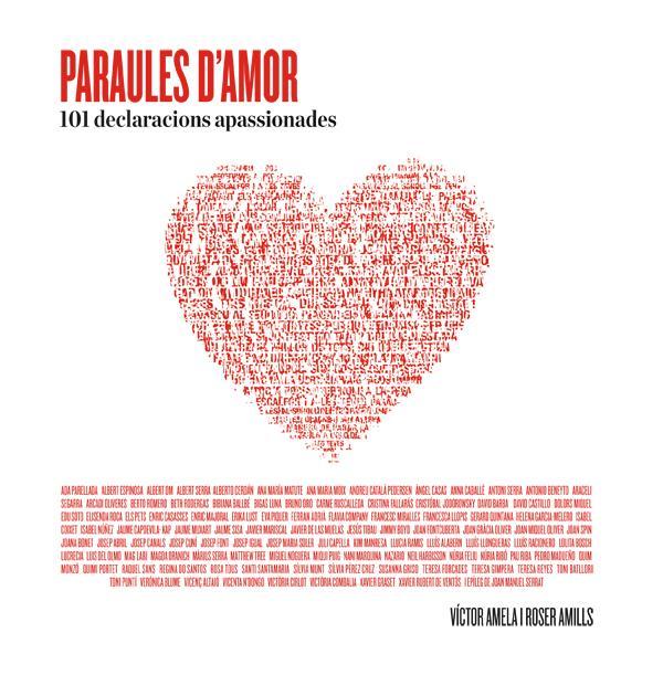 Les paraules d 39 amor de v ctor amela i roser amills l 39 illa - Amor en catalan ...