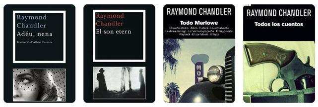 chandler llibres