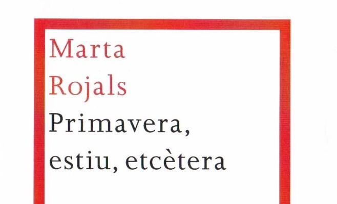 Primavera Estiu Marta Rojals