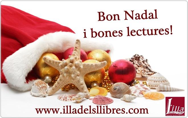 Bon Nadal Illa dels llibres 2013 660px