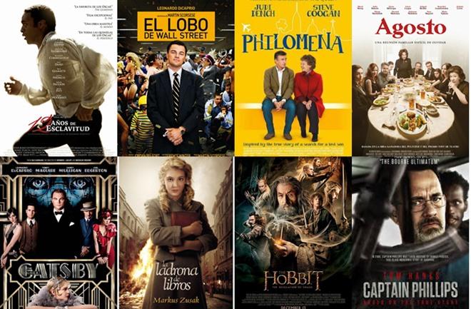 Oscars i llibres 2014
