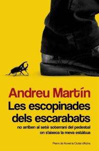 escopinades escarabats Andreu Martin