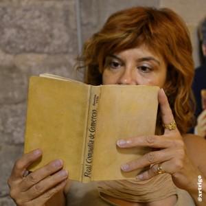 coia valls llegint