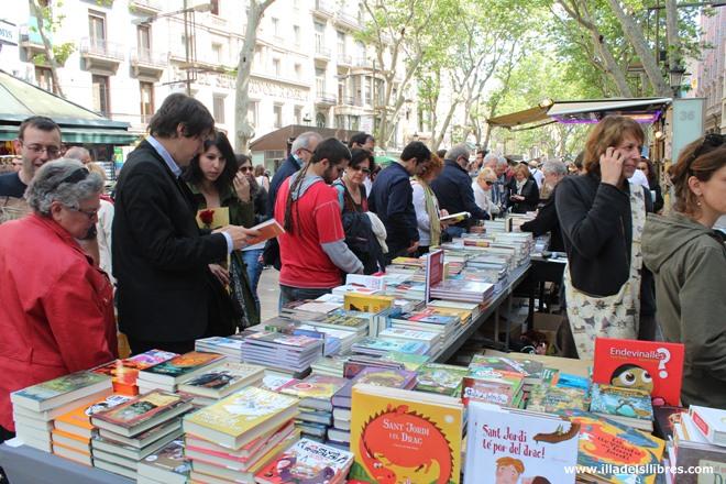 Sant Jordi llibres 03