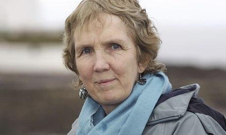 Ann Cleeves, Whitley Bay, Britain - Mar 2008