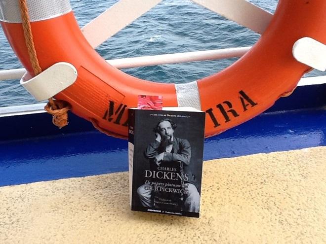 Navegant amb Dickens de Maria Nunes