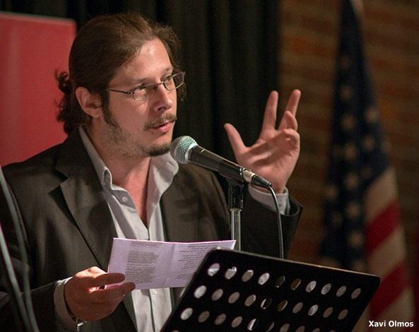 recitantany  Foto. Xavi Olmos