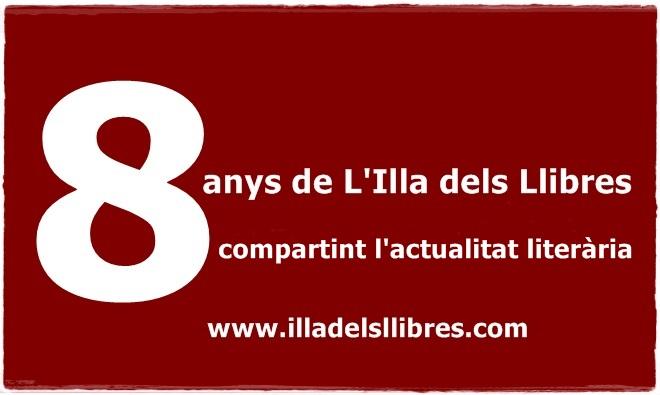 8 anys de L'illa dels llibres