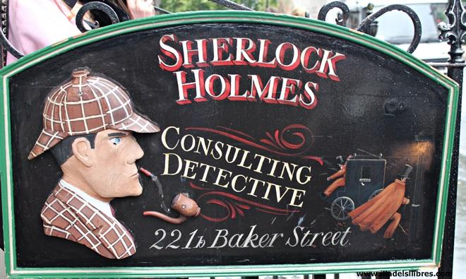 Museu Sherlock Holmes Londres 01