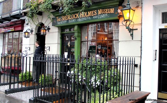 Museu Sherlock Holmes Londres 02