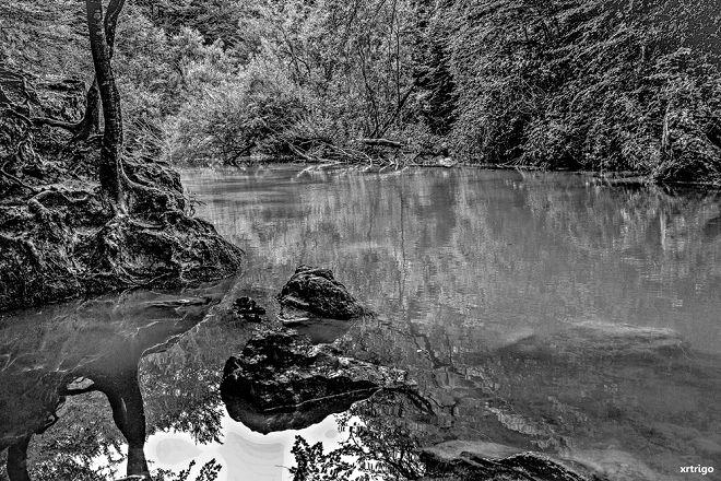 Xulio R Trigo - Baztan riu
