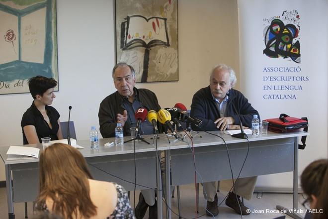 Joan Margarit. Premi Jaume Fuster