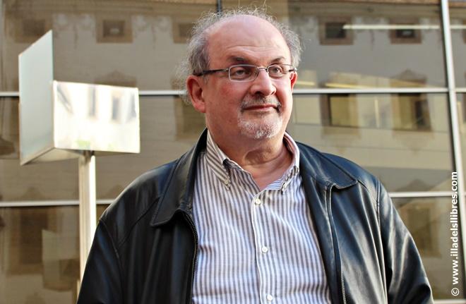 Salman Rushdie - Illa dels llibres 02