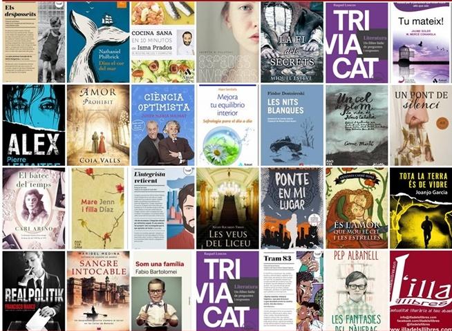 panera 2015 llibres