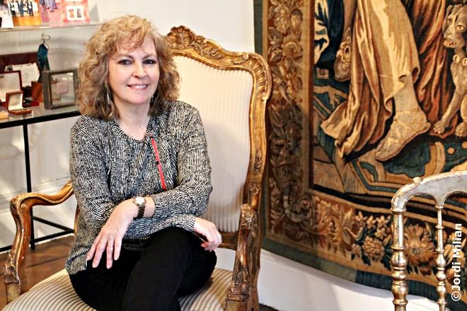 Maria Carme Roca estudi Peretegaz