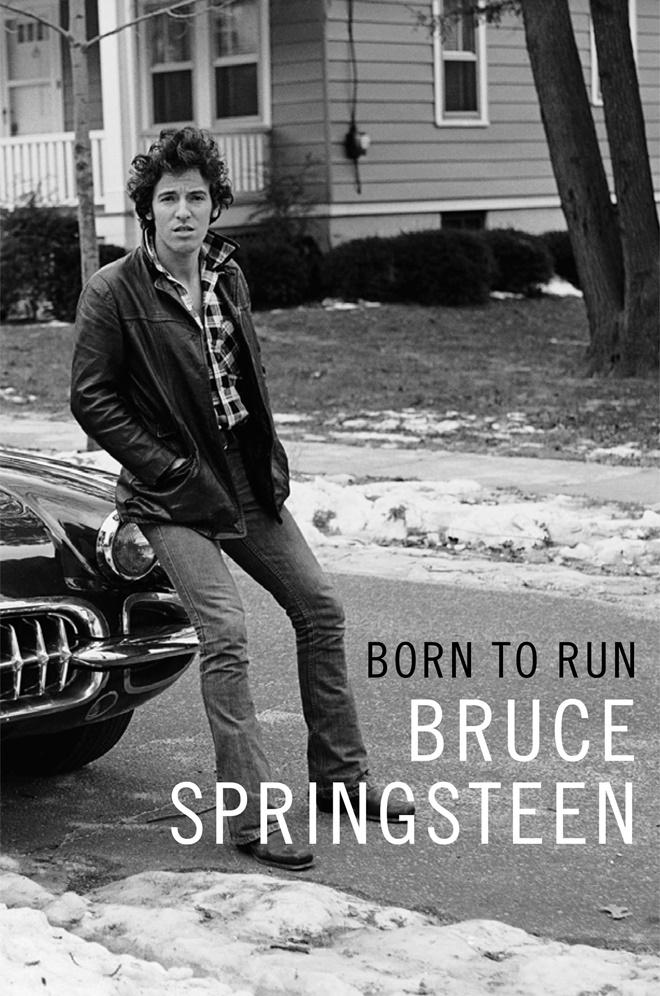 Portada Bruce Springsteen - Born to Run
