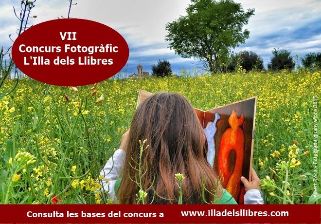 7 CONCURS FOTOGRAFIC L'ILLA DELS LLIBRES