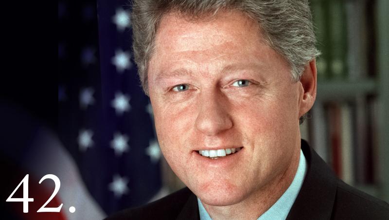 Bill Clinton i James Patterson escriuren una novel·la a quatre mans