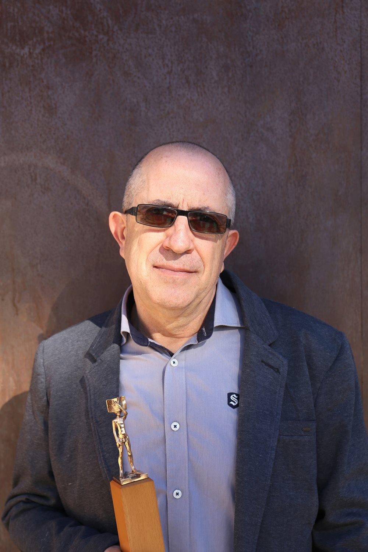 Vicent Borràs, Premi Novel·la Ciutat Alzira 2017