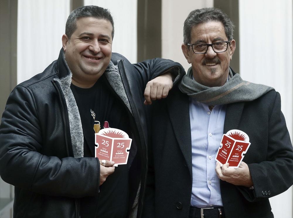 Ricard Ruiz Garzón y Francisco Díaz Valladares 2